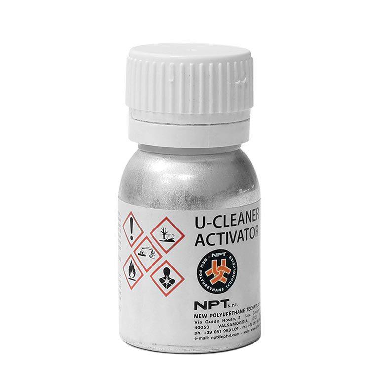 U-seal Очиститель - активатор для вклейки автомобильного стекла. выступает как усилитель адгезии, увеличивая клеящие свойства клея,30 мл.