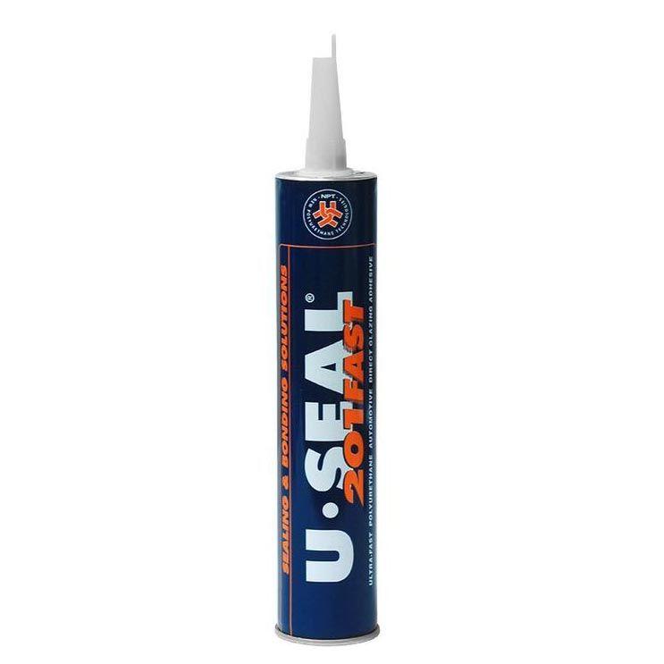 U-seal Полиуретановый клей для вклейки стёкол,время высыхания 2 часа,310 мл.