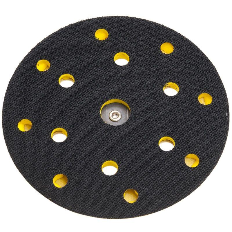 ITOOLS Подложка Backing pads Velcro полиуретан D=125мм., 8 отв.