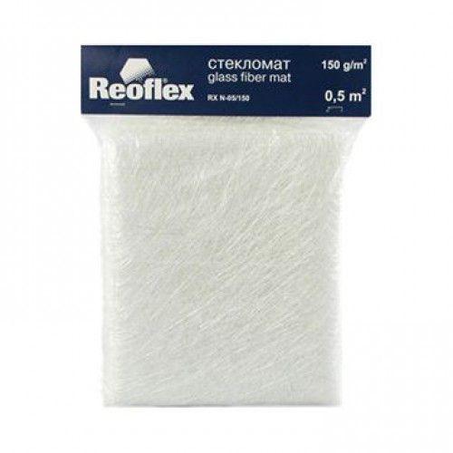 Reoflex Стекломат (150 гр/1кв.м.), уп. 0,5 кв.м.