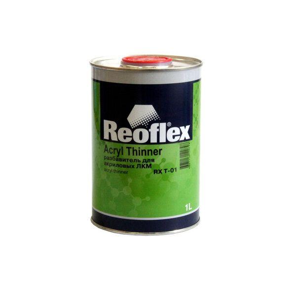 Reoflex Разбавитель стандартный для акриловых ЛКМ, 1л.