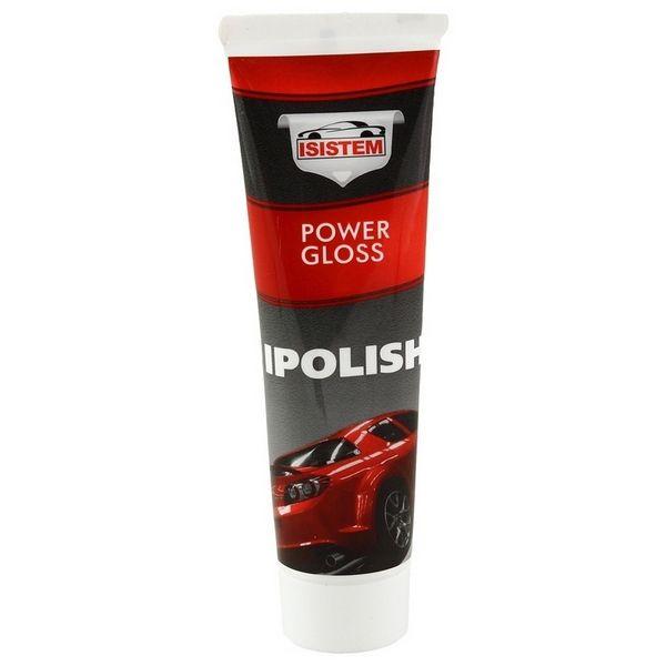 Isistem Абразивная полировальная паста Ipolish PowerGloss №1 (упаковка 24 шт.), 100мл.