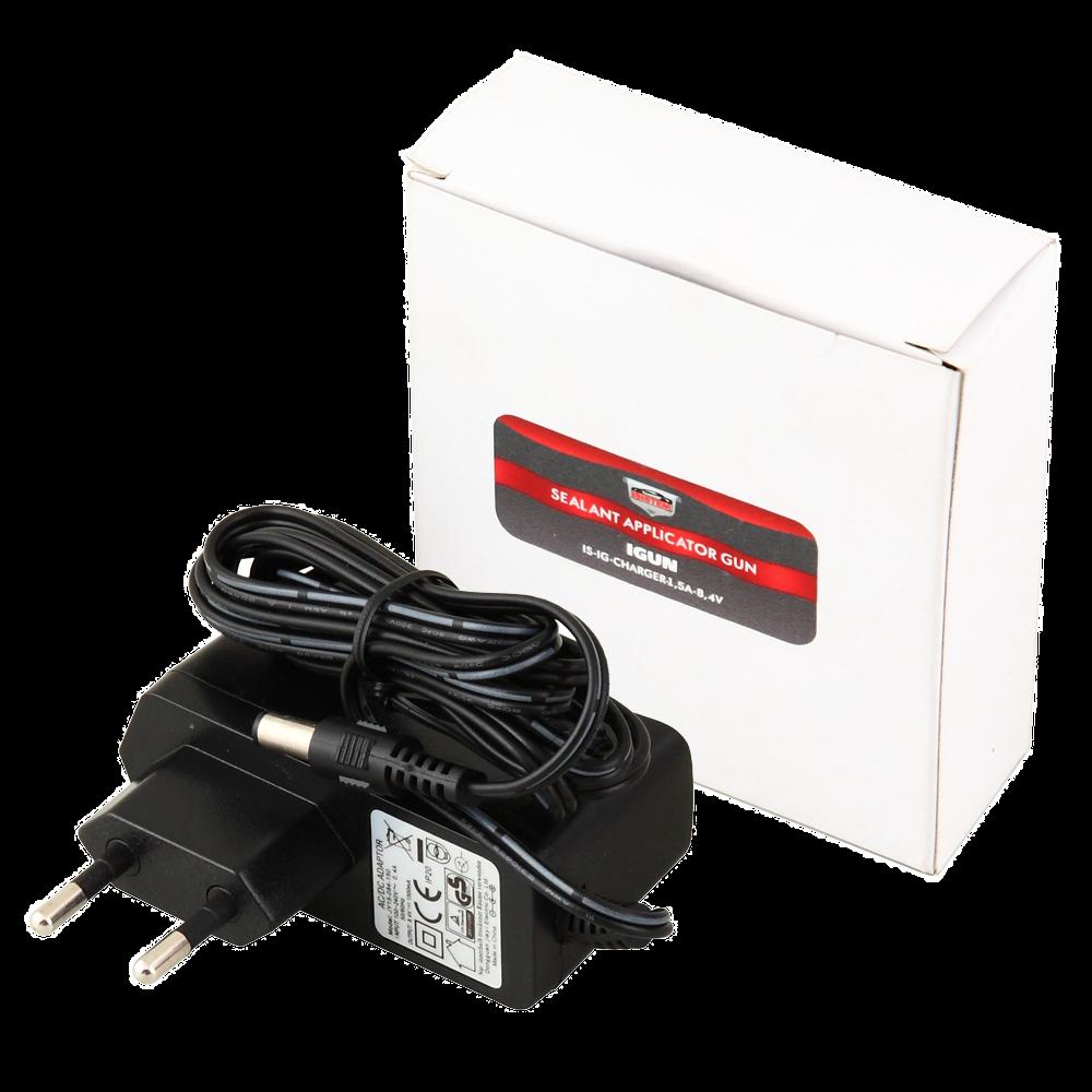 Isistem Зарядное устройство для аккумулятора 1,5 Ампер; 8,4 Вольт, (упаковка 1 шт.)