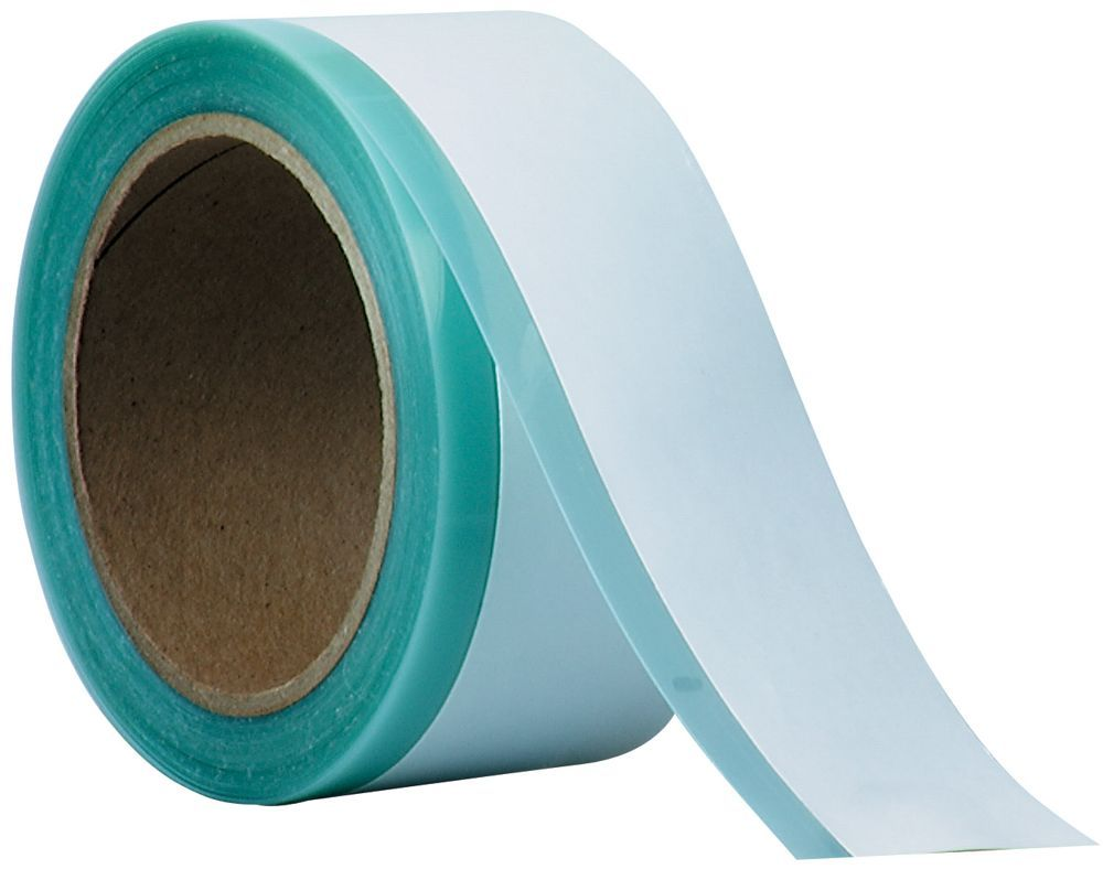 3М Лента маскирующая для уплотнителей,  50,8мм х 10м, 15мм шир.пласт.части