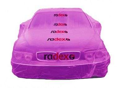 RADEX PURPLE маскирующая пленка 4м x 150м