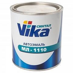 Vika 202 белая, эмаль МЛ-1110, 800мл.