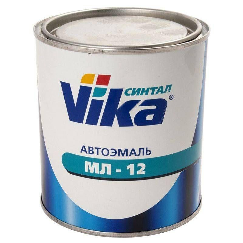 Vika Ярко-зелёная, эмаль МЛ-12, 800мл.