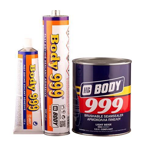 HB Body Герметик окрашиваемый 999, объем 300мл.